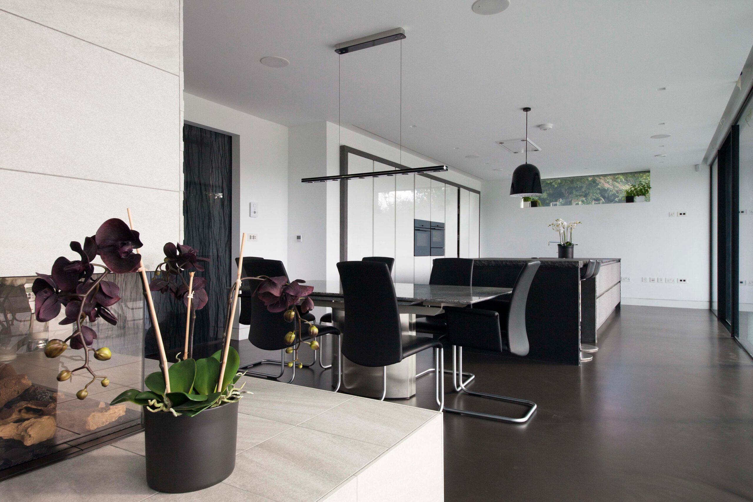 modern kitchen design oxfordshire